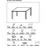 Draw The Scene Prepositions Worksheet   Free Esl Printable | Printable Preposition Worksheets