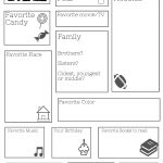 Education: A Free Printable For The First Day Of Class! | 6Th Grade | Free Printable School Worksheets For 6Th Graders