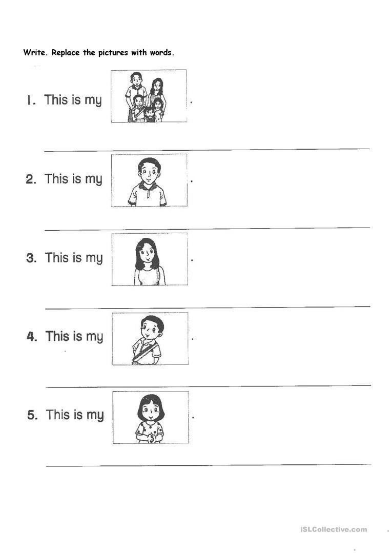 English Primary 1 Worksheet - Free Esl Printable Worksheets Made   Primary 1 Worksheets Printables