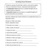 Englishlinx | Clauses Worksheets | Free Printable 5 W's Worksheets