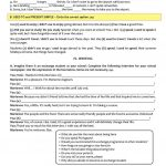 Exchange Programmes   Test A2/b1 (9Th Grade) Version B Worksheet | Free Printable 9Th Grade Grammar Worksheets
