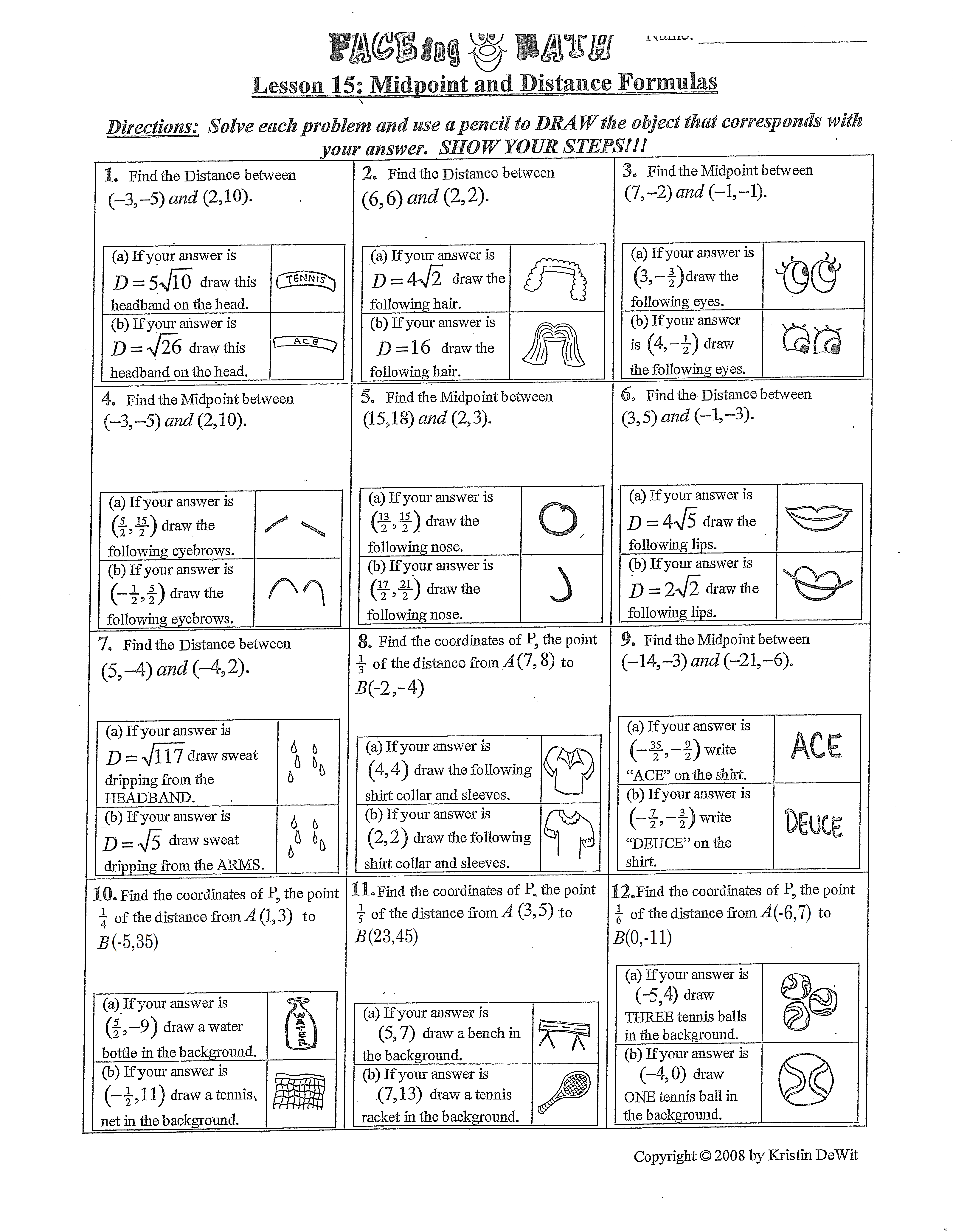 Faceing Math Printable Worksheets The Best Worksheets Image | Faceing Math Printable Worksheets