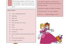 Fairy Tale Printable Worksheets