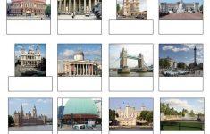 London Worksheets Printable