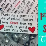 First Day Of School Treats   The Kissing Hand Freebie!   Happy | The Kissing Hand Printable Worksheets