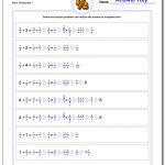 Fraction Division | Fraction Worksheets 6Th Grade Printable