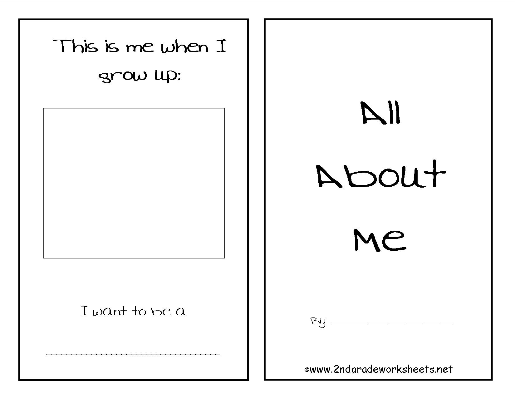 Free Back To School Worksheets And Printouts - Free Printable | Free Printable School Worksheets