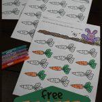 Free Easter Word Families Worksheets – Kindergarten Worksheets And Games | Free Printable Ay Word Family Worksheets
