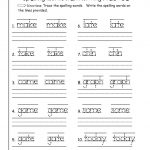Free Handwriting Worksheets For First Grade – Favoritebook.club | Free Printable Handwriting Worksheets For First Grade