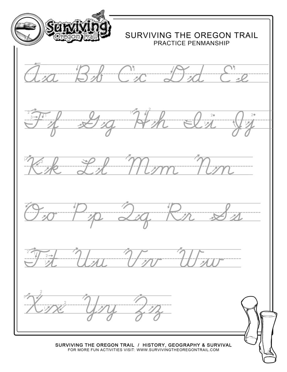 Free Handwriting Worksheets For Preschool – With Kindergarten | Cursive Handwriting Worksheets Ks1 Printable