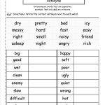 Free Language/grammar Worksheets And Printouts | 2Nd Grade Language Arts Worksheets Free Printables