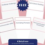 Free Mental Health Printables | Counseling And Mental Health Tips | Printable Mental Health Worksheets