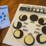 Free Moon Phases Mini Book (Instant Download)   Phases Of The Moon Printable Worksheets