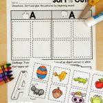 Free Phonemic Awareness Sorting Worksheets   A Kinderteacher Life | Free Printable Phoneme Segmentation Worksheets