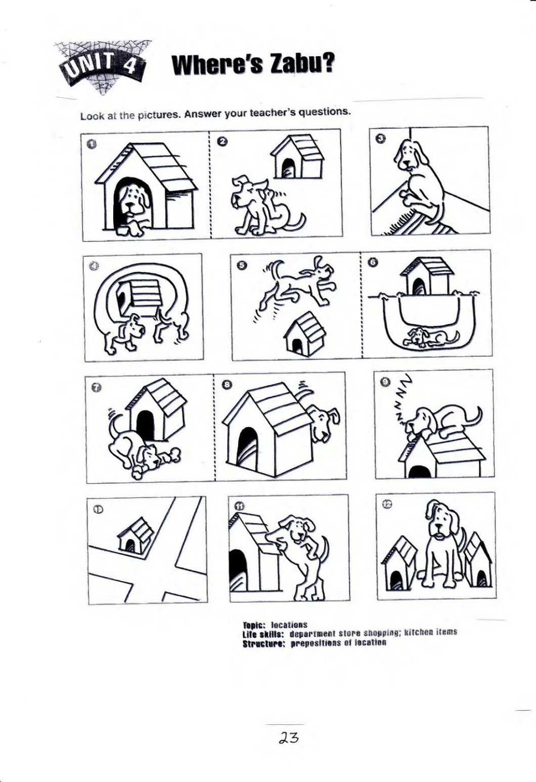 Free Pre Primary Worksheets – With Preschool Letters Also Paper   Printable Preposition Worksheets