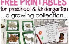 Free Homeschool Printable Worksheets