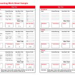 Free Print Carb Counter Chart | Carb Counting Work Sheet Sample | Free Printable Calorie Counter Worksheet