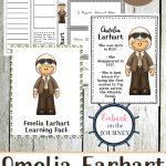 Free Printable Amelia Earhart Unit Study   Money Saving Mom® : Money | Amelia Earhart Free Worksheets Printable