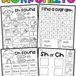 Free Printable Ch Digraph Worksheets | Free Printables | Free Printable Ch Digraph Worksheets
