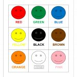 Free Printable Color Recognition Worksheets   Learn Basic Colors   Color Recognition Worksheets Free Printable