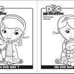 Free Printable Doc Mcstuffins Coloring Pages   Classy Mommy | Doc Mcstuffins Printable Worksheets