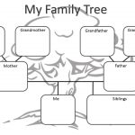 Free Printable Family Tree Worksheet Free Family Tree Worksheet   My | My Family Tree Free Printable Worksheets
