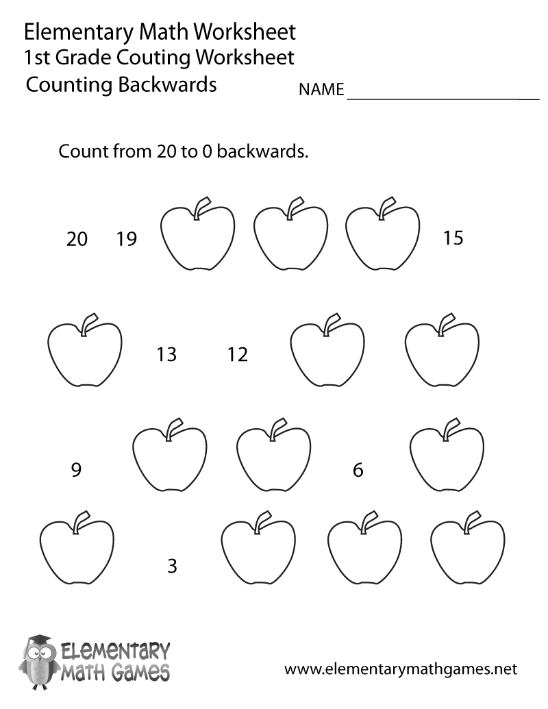 Free Printable First Grade Math Worksheets 1St Geometry Colo - Free | Free Printable Math Worksheets For 1St Grade