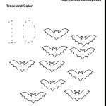 Free Printable Halloween Math Worksheets For Pre School And Kindergarten | Preschool Halloween Worksheets Printables
