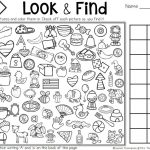 Free, Printable Hidden Picture Puzzles For Kids | Printable Hide And Seek Worksheets