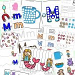 Free Printable Letter M Activities For Preschool, Toddlers And   Free Printable Arts And Crafts Worksheets