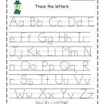 Free Printable Letter Worksheets For Preschoolers To Download   Math | Free Printable Letter Worksheets