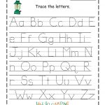 Free Printable Letter Worksheets For Preschoolers To Download   Math | Printable Letter Worksheets For Preschoolers