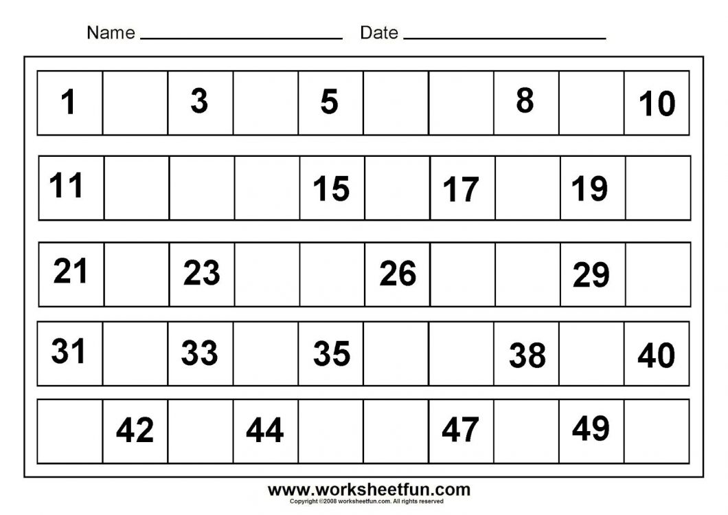 Free Printable Math Worksheets Kids Mental Maths Year For Preschool | Maths Worksheets For Kindergarten Printable