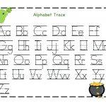 Free Printable Name Tracing Worksheets Free Kindergarten Capital | Printable Tracing Worksheets