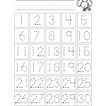 Free Printable Number Chart 1 30 | Kinder | Kindergarten Worksheets | Printable Number Tracing Worksheets