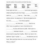 Free Printable Reading Comprehension Worksheets 3Rd Grade To Print | Free Printable 3Rd Grade Reading Worksheets