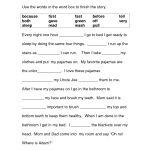 Free Printable Reading Comprehension Worksheets 3Rd Grade To Print   Free Printable Reading Comprehension Worksheets