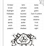 Free Printable Reading Comprehension Worksheets For 2Nd Grade | Free Printable Halloween Worksheets