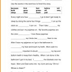 Free Printable Reading Worksheets For 2Nd Grade Lovely Reading | Free Printable Reading Worksheets