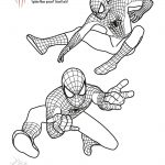 Free Printable Spiderman Colouring Pages And Activity Sheets   In   Spiderman Worksheets Free Printables