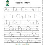 Free Printable Traceable Letters Free Printable Preschool Worksheets | Free Printable Name Tracing Worksheets