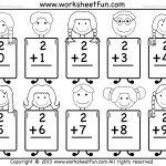 Free Printable Worksheets For Kindergarten – With 5Th Grade Math | Maths Worksheets For Kindergarten Printable