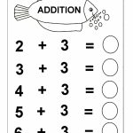 Free Printable Worksheets For Kindergarten – With Activity Sheets | Free Printable Worksheets For Kids