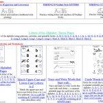 Free Printing And Cursive Handwriting Worksheets | Free Printable Handwriting Worksheets