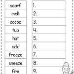 Free Sneezy The Snowman Abc Order & Math Secret Code Activities | Printable Abc Order Worksheets