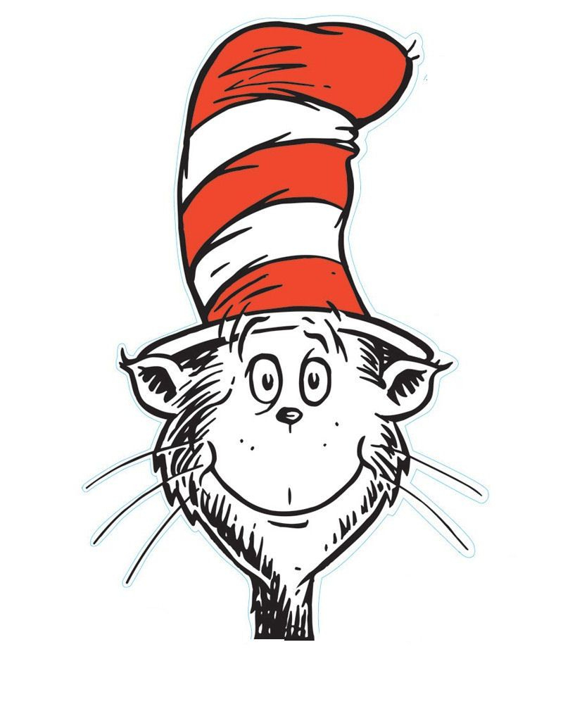 Free The Cat In The Hat Printables | Mysunwillshine | Animal | Cat In The Hat Free Printable Worksheets
