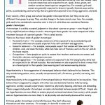 Gender Stereotypes Worksheet   Free Esl Printable Worksheets Made | Stereotypes Printable Worksheets