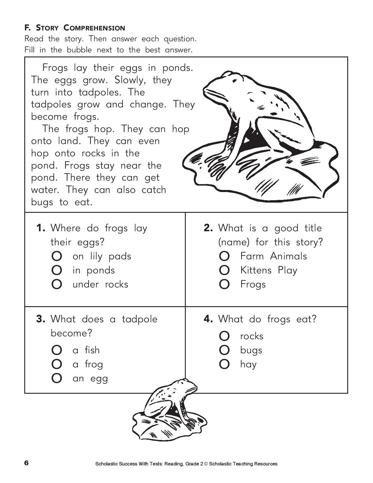 Give Your Child This Printable Reading Practice Test On Phonics   Growing And Changing Printable Worksheets