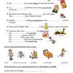 Giving Advice Worksheet   Free Esl Printable Worksheets Madeteachers   Giving Advice Printable Worksheets