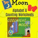 Goodnight Moon Free Printable Pack | Kids Worksheets | Good Night | Goodnight Moon Printable Worksheets